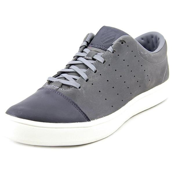 K-Swiss Washburn P   Round Toe Leather  Sneakers