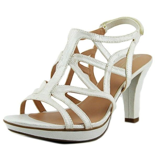Naturalizer Danya Open Toe Synthetic Sandals