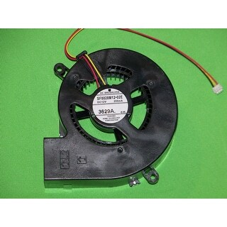 Projector New Fan: SF8028M12-02E OEM Part