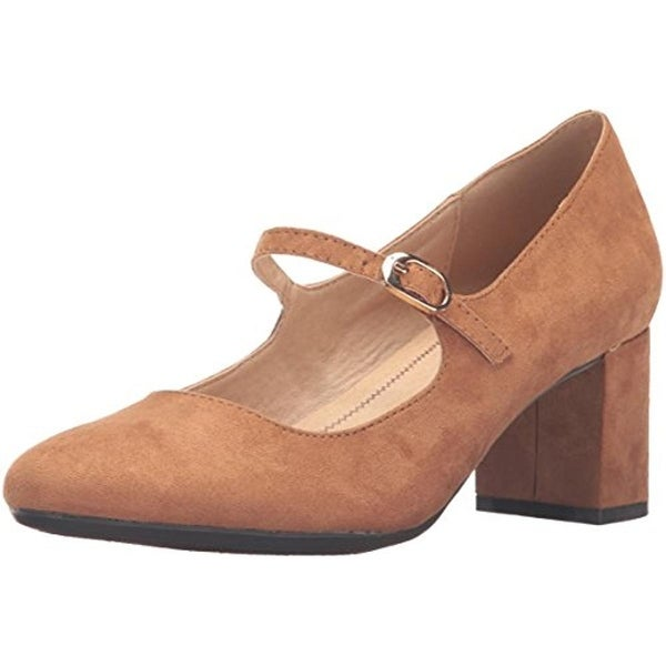Shop Cl By Laundry Womens Anslee Dress Pumps Faux Suede