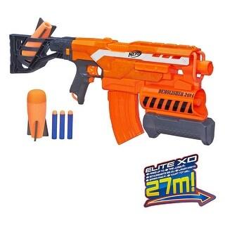 Nerf N-strike Elite Demolisher 2-in-1 Blaster - A8494 - White