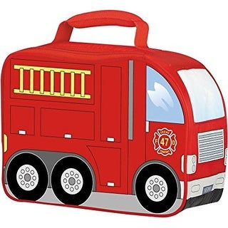 Thermos Firetruck Novelty Soft Lunch Kit