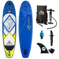 "Aqua Marina Beast Inflatable Stand-up Paddle Board & Acc. 10-6"" L x 32"" W x 6"" D"