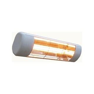 Sunheat 901015120 1500W 120V Outdoor Weatherproof Electric Wall Mounted Heater - White