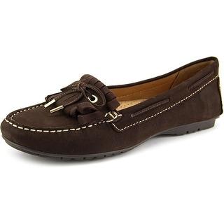 Sebago Meriden Kiltie Moc Toe Leather Loafer