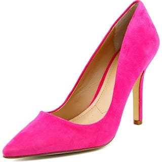 Charles By Charles David Sweetness Women Pointed Toe Suede Pink Heels|https://ak1.ostkcdn.com/images/products/is/images/direct/24ed3f591390648c85f41190c367caa460d6d22a/Charles-By-Charles-David-Sweetness-Pointed-Toe-Suede-Heels.jpg?impolicy=medium