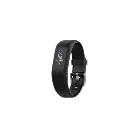 Garmin vivosmart 3 Smart Activity Tracker (Black - Large)