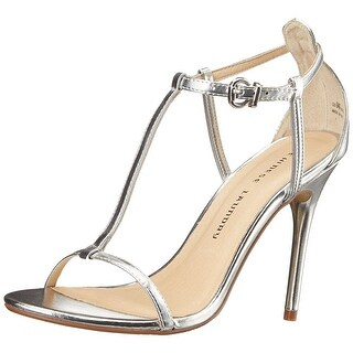 Chinese Laundry Womens Leo Open Toe Special Occasion T-Strap Sandals