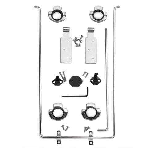 Edson hardware kit for luncheon table clamp style