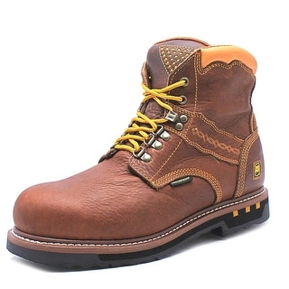 Dan Post Scorpian Lace   Round Toe Leather  Work Boot