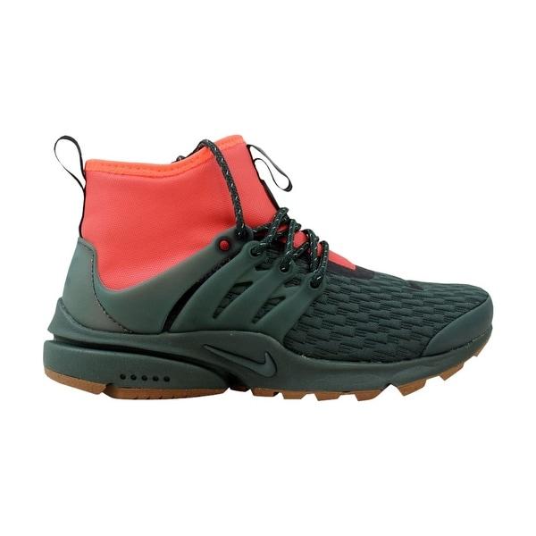 separation shoes 4222f c6844 Shop Nike Air Presto Mid Utility Premium Vintage Green ...