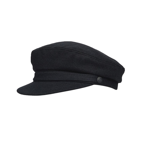 f6bbc59a9f4 Shop Men s Greek Fisherman s Cap - Wool Blend Hat - Free Shipping On Orders  Over  45 - Overstock - 18537309