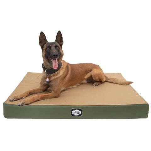 Sealy Dog Bed Defender Indoor/Outdoor Water Resistant Bed