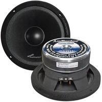 Audiopipe APMB6DCB 6 in. 250W Max Low Mid Frequency Loudspeakers