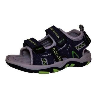 Kids Use-Custom-Brand Boys explorer Ankle Strap Sport Sandals