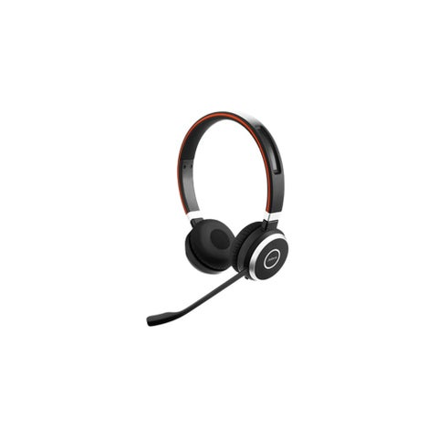 Jabra Evolve 65 UC Duo Headset 6599-829-409 f/ Unified Communication Deployments