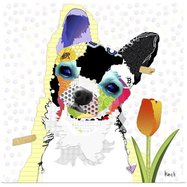 """""""Chihuahua III"""" Poster Print"""