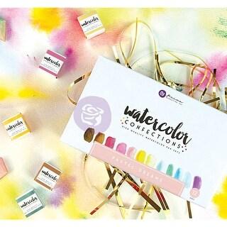 Prima Marketing Watercolor Confections Watercolor Pans 12/Pk-Pastel Dreams