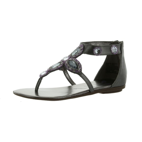 Kenneth Cole Girl's Line Of Bright Sandals