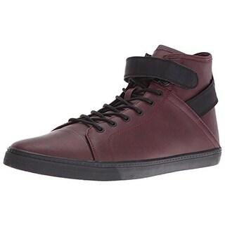 Call It Spring Mens Ziya Fashion Sneakers Faux Leather Sport