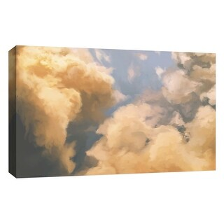 """PTM Images 9-126764  PTM Canvas Collection 10"""" x 8"""" - """"Sky"""" Giclee Sunset and Sky Art Print on Canvas"""