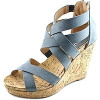 Report Womens khandi Open Toe Casual Platform Sandals