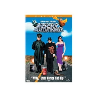 ADVENTURES OF ROCKY & BULLWINKLE (DVD)