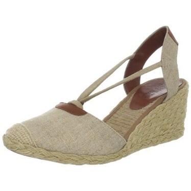 Ralph Lauren Womens Cala Closed Toe Casual Espadrille Sandals