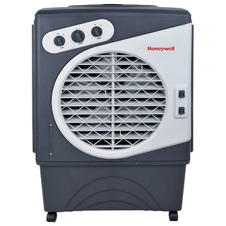 Honeywell 125-Pint Indoor-Outdoor Evaporative Air Cooler 125 Pint Indoor/Outdoor Portable Evaporative Air Cooler