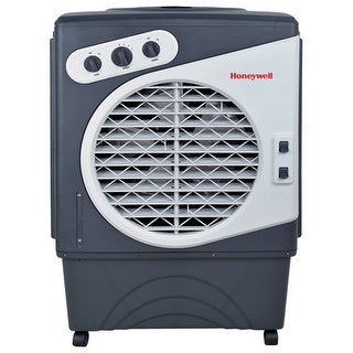 """Honeywell 125-Pint Indoor-Outdoor Evaporative Air Cooler 125 Pint Indoor/Outdoor Portable Evaporative Air Cooler"""