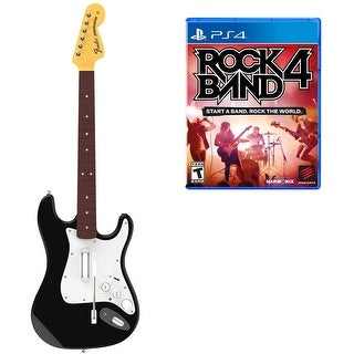 MADCATZ Rock Band 4 Wireless Guitar Bundle - PlayStation 4 Refurbished