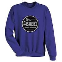 Women's Miss Fisher's Murder Mysteries Shirts - Sweatshirt - Long Sleeve