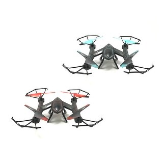 TechComm Alpine Griffon RC Quadcopter Drone with Radical Flips & Rolls