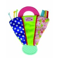 Manhattan Toy Little Bloom Flowering Fan Teether
