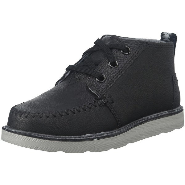 86541ff4dbe Shop TOMs Boys  Chukka Boot - Free Shipping Today - Overstock - 16636473