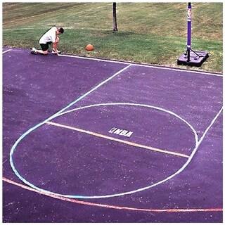 Spalding 8375 EZ Court Marking System