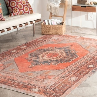 Link to nuLOOM Southwestern Transitional Mcculloch Flatweave Area Rug Similar Items in Transitional Rugs