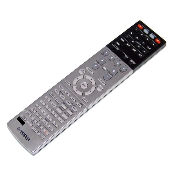 OEM Yamaha Remote Control Originally Shipped With: RX-A1030, RXA1030