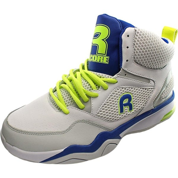 Rycore Zero 4 Men Blue/Lime Basketball Shoes