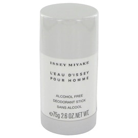L'EAU D'ISSEY (issey Miyake) by Issey Miyake Deodorant Stick 2.5 oz - Men