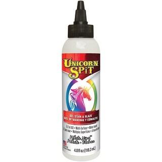 Unicorn Spit Wood Stain & Glaze 4Oz-White Ning