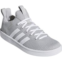 adidas Women's Cloudfoam Advantage Adapt Sneaker Grey Two F17/FTWR White/Grey One F17