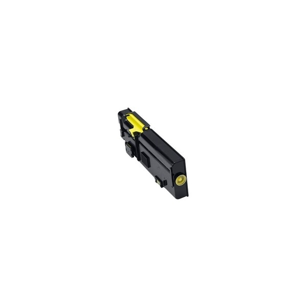 Dell Toner Cartridge GD531 - Black Dell Toner Cartridge - Yellow - Laser - High Yield - 4000 Page - 1 / Pack