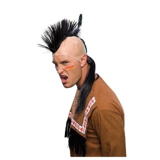 Indian Mohawk Hair