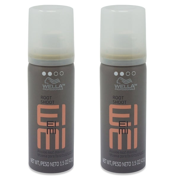 Wella EIMI 1.5-ounce Root Shot Mousse (Pack of 2)