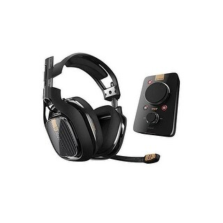 (Refurbished) ASTRO Gaming A40 TR Headset + MixAmp Pro TR 3AS4T-AGU9N-506 PS4