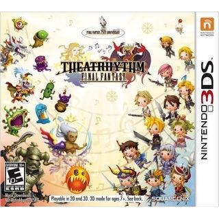 Theatrhythm Final Fantasy - Nintendo 3DS (Refurbished)