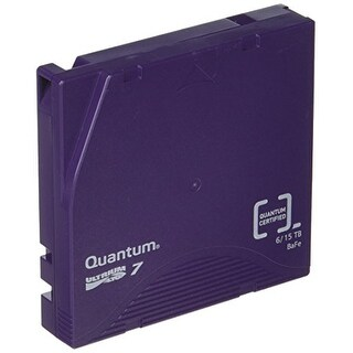 Quantum - Lto Ultrium 7 Media Cartridge