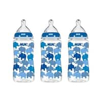 Arnold Mast  10 oz NUK Fashion Boy Orthodontic Bottle - Pack of 3