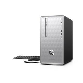 HP Pavilion 590 Intel Core i7-8700 6-Core 16GB 2TB HDD AMD Radeon 2GB Win 10 PC (Certified Refurbished)